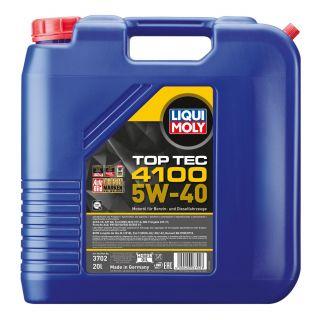 Top Tec 4100 5W-40 20L
