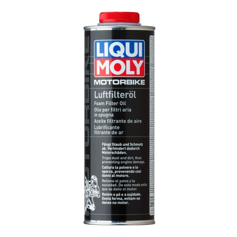 Motorbike Luft-Filter-Öl 1L