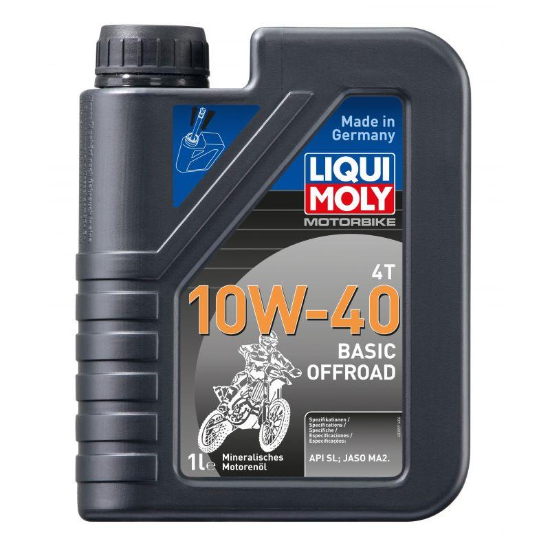 Motorbike 4T 10W-40 Basic Offroad 1L