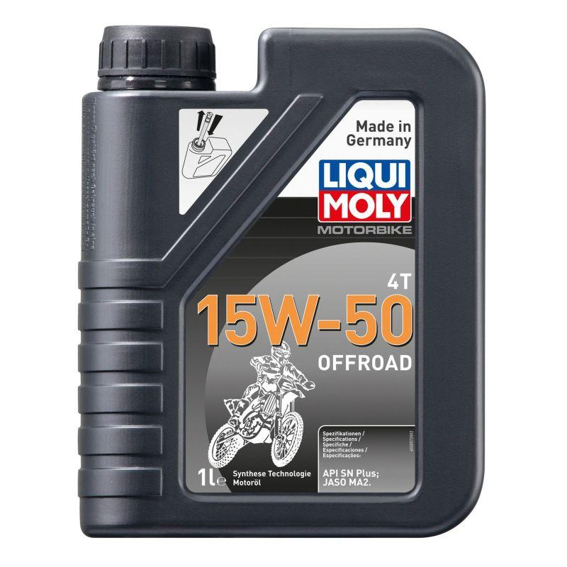 Motorbike 4T 15W-50 Offroad 1L