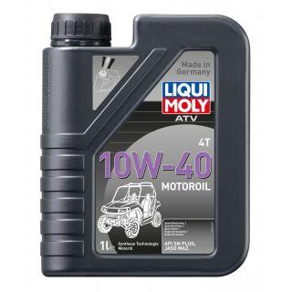 ATV 4T Motoroil 10W-40 1L