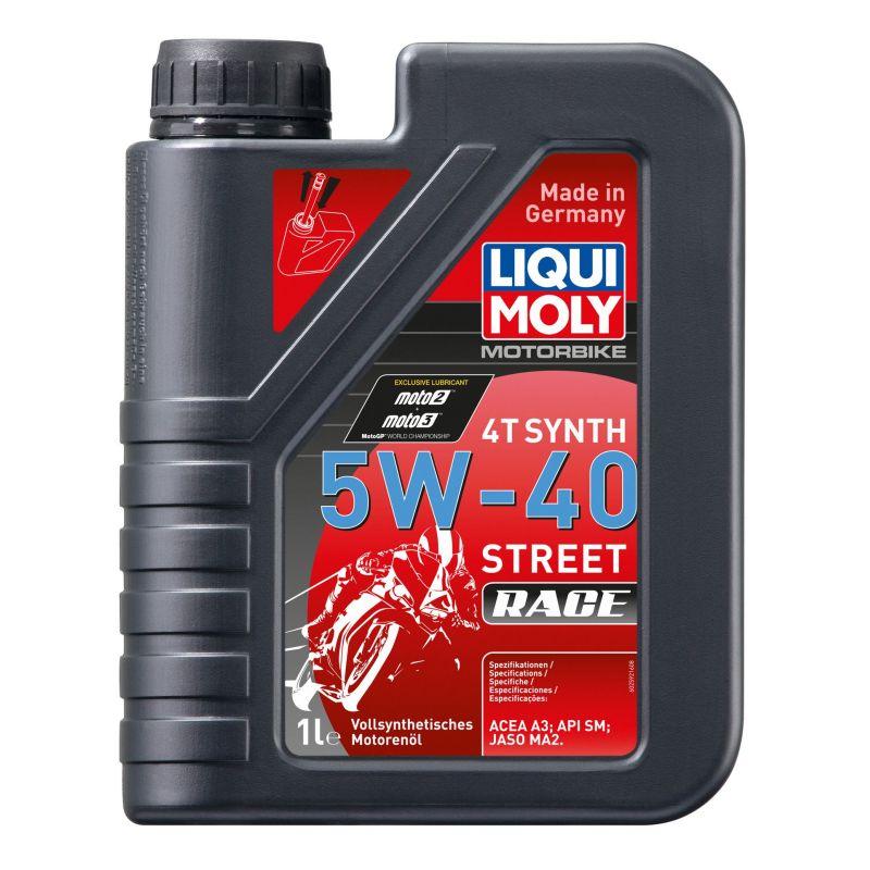 Motorbike 4T Synth 5 W-40 Race 1L