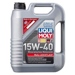 MoS2 Leichtlauf Super 15W-40 5L