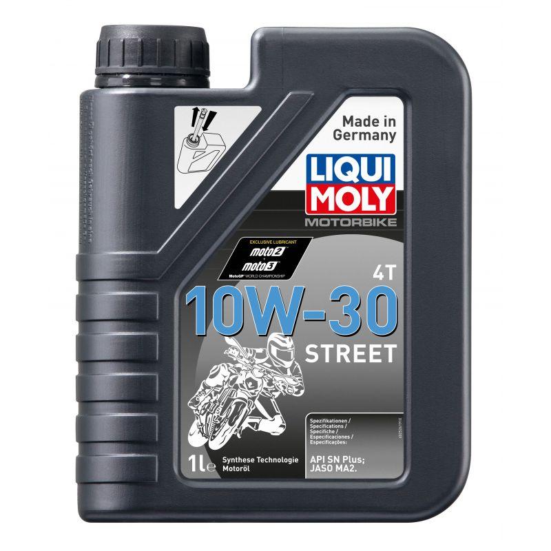 Motorbike 4T 10 W-30 Street 1L