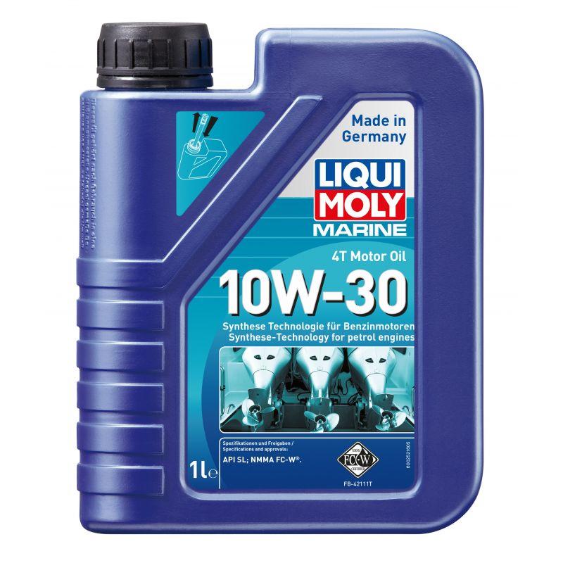 MARINE 4T MOTOR OIL 10W30 1L