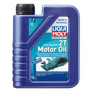 MARINE FULLY SYN.2T MOT.OIL  1L
