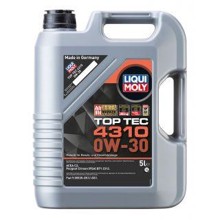 Top Tec 4310 0W-30 5L