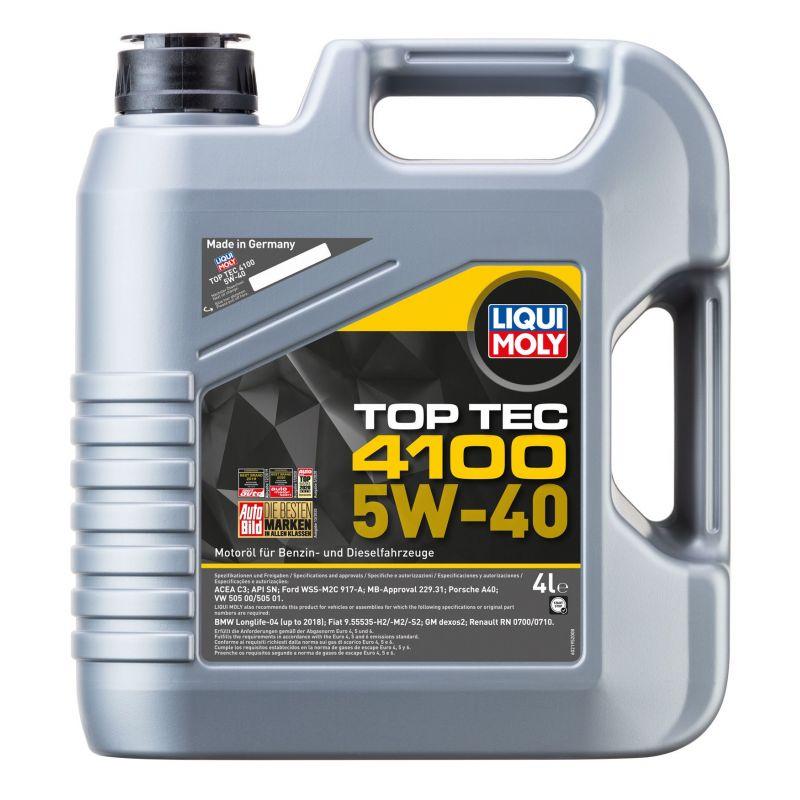 Top Tec 4100 5W-40 4L