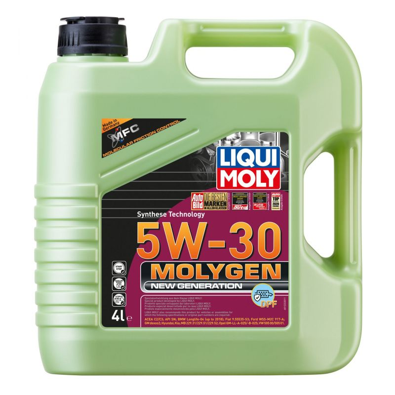 Molygen New Generation 5W 30 4L DPF