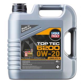 Top Tec 6200 0W-20 4L