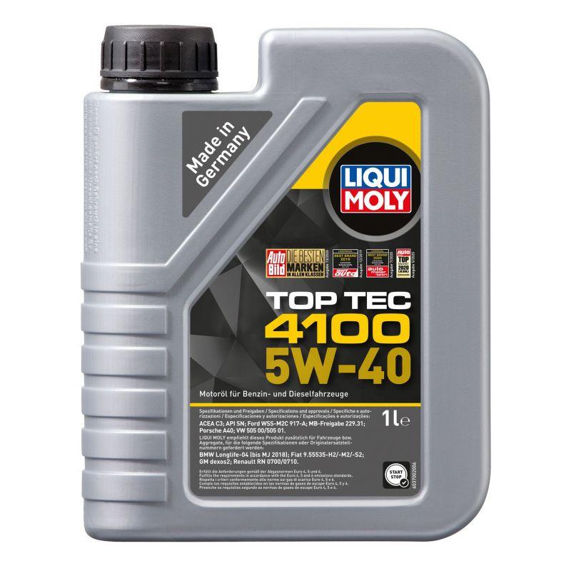 Top Tec 4100 5W-40 1L
