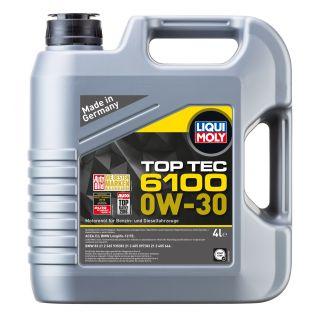 Top Tec 6100 0W-30 4L
