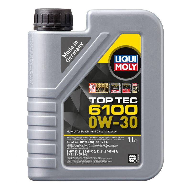 Top Tec 6100 0W-30 1L