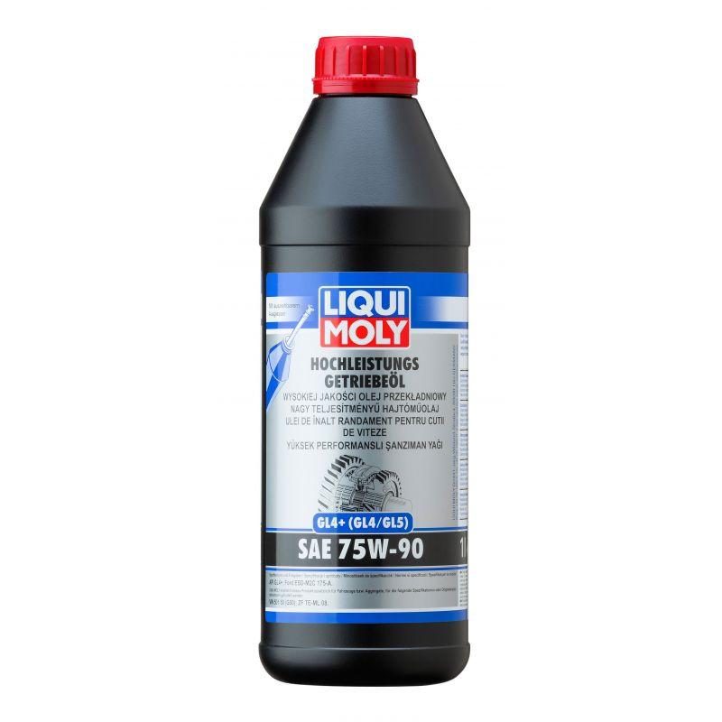 Wysokiej jakości olej przekładniowy GL4+ 75W-90 1LWysokiej jakości olej przekładniowy GL4+ 75W-90 1LWysokiej jakości olej przekł