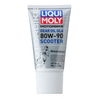 Motorbike Gear Oil GL 4 80W-90 Scooter 0,15L