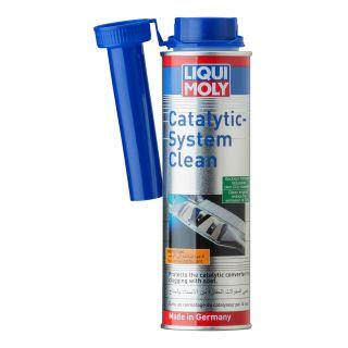 Dodatek do czyszczenia katalizatorów w silnikach benzynowych 0,3L