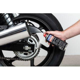 Motorbike Biały smar do łańcucha 0,4L