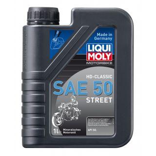 Motorbike HD-Classic SAE 50 Street 1L
