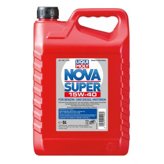 Nova Super 15W-40 HD 5L
