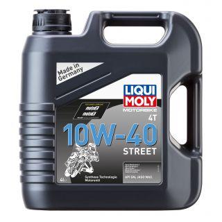Motorbike 4T 10 W-40 Street 4L