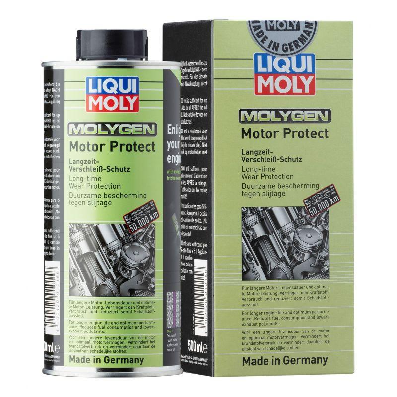 Molygen Motor Protect 0,5L